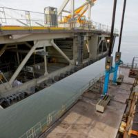 52 metres to complete the Queensferry Crossing