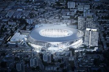 Doka Formwork Solutions New Stadium Spurs