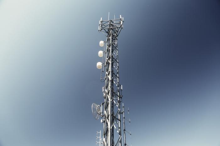 Comms tower BIM