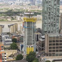 Construction makes up around 6 percent of British economic output